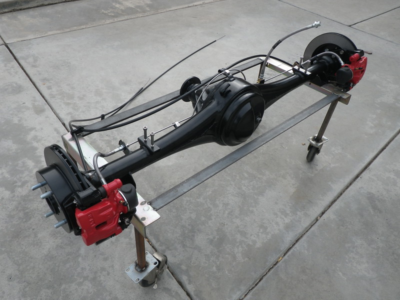 Any 84-85 GSL-SE rear axle experts here - RX7Club com