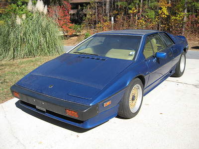 1986 Turbo Esprit