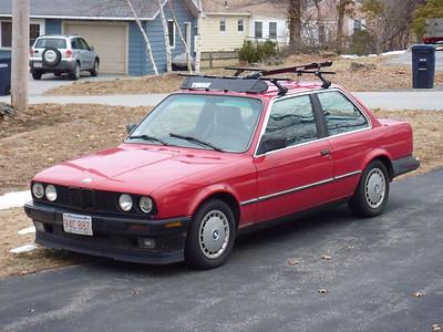 1987 BMW 325 M52 e30