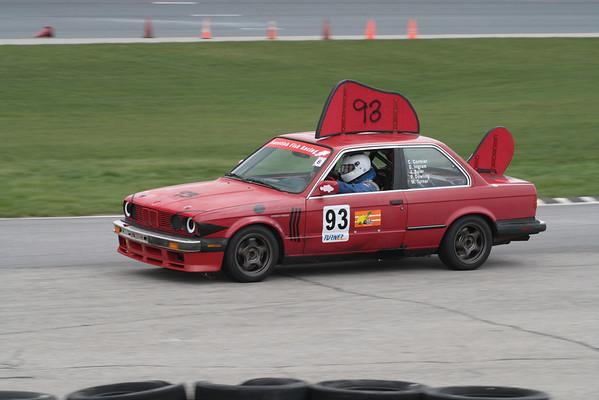 1987 E30 325is Racecar