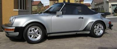 """1988 911 Carrera Cabriolet M491 """"Salida"""""""