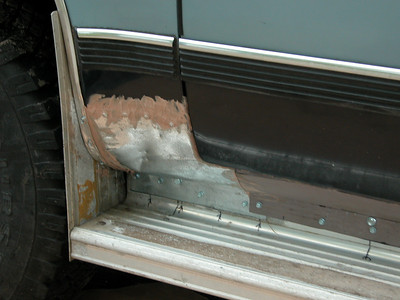 Suburban Rust Repair