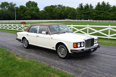 1991 Bentley Mulsanne S