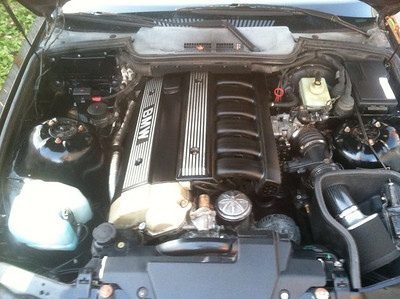 E36 M50 Painted Valve Cover