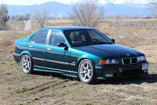 1997 BMW e36 M3