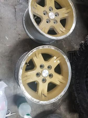 Ravine wheels