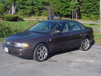 1999 Audi A4 2.8 Quattro For Sale