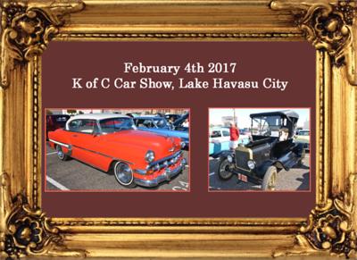 2-4-2016 K of C Car Show