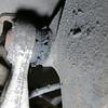 Rear suspension link