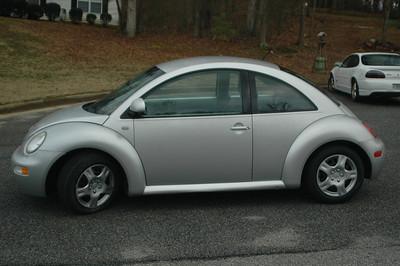 2000 VW Beetle TDI