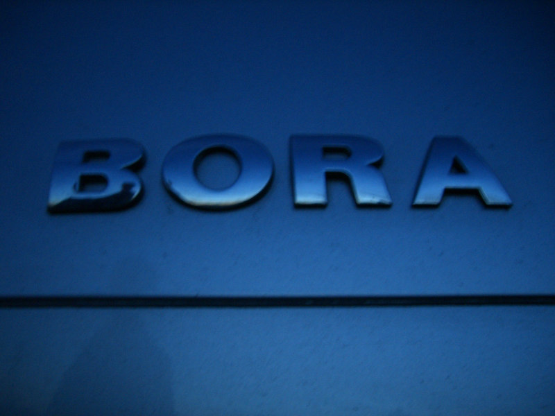 2006 05 30 Tue - Bora badge