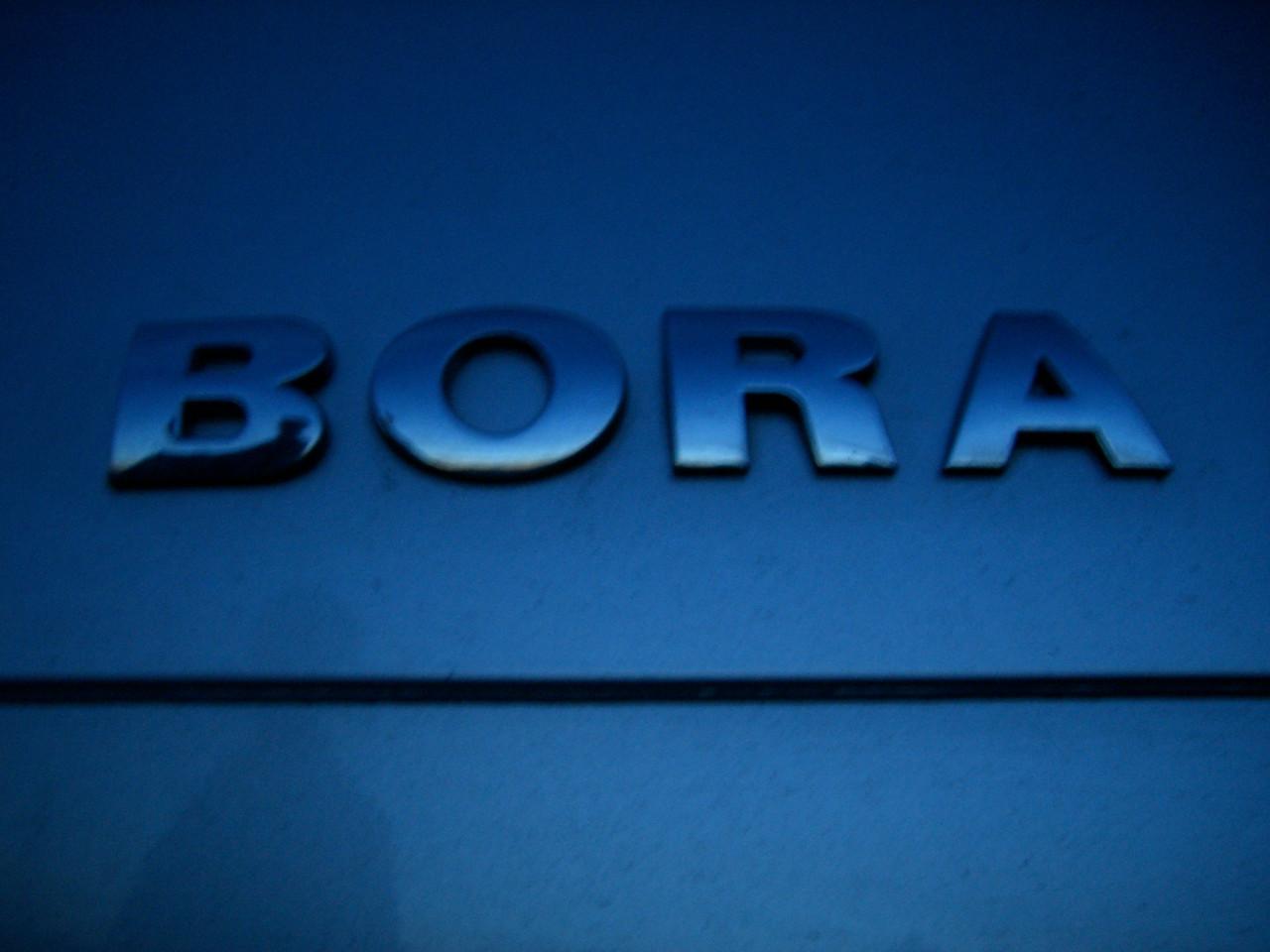 2006 05 30 Tue - Bora badge