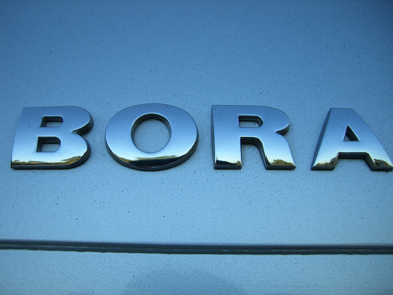 2006 06 07 Wed - Bora badge