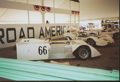 Brian Redman Int'l Classic at Road America - 21-22 July '01