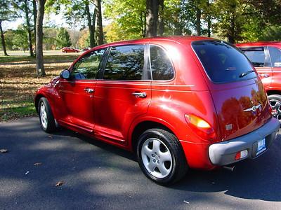 2002 Chrysler PT Cruiser  09/08 - ?