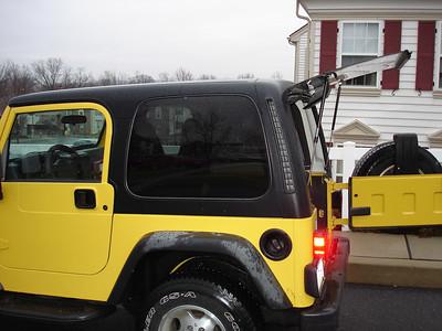 2002 Jeep Hardtop