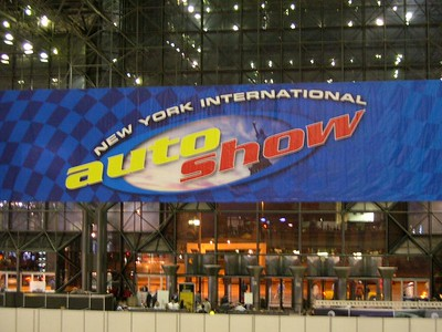 2003 New York International Auto Show