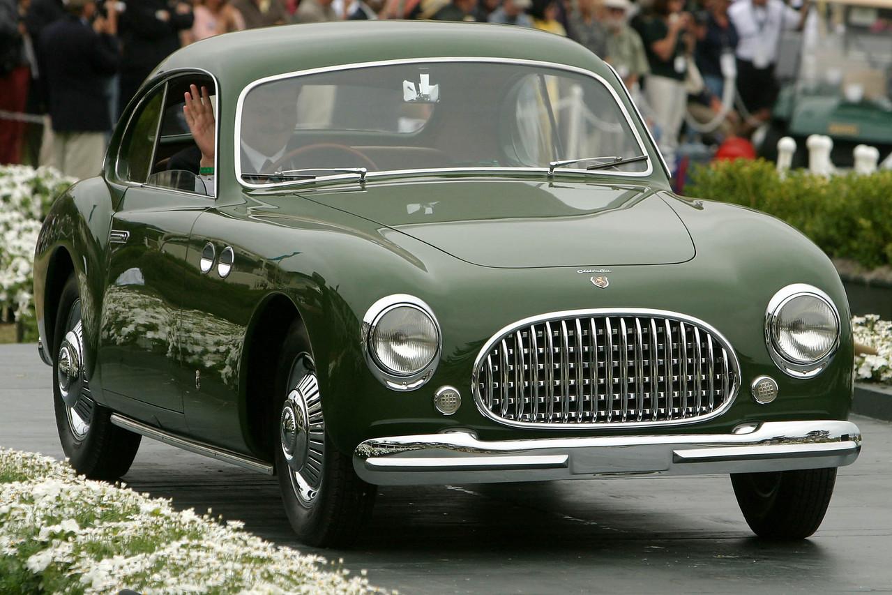 1950 Cisitalia 202 Stabilmenti Coupe