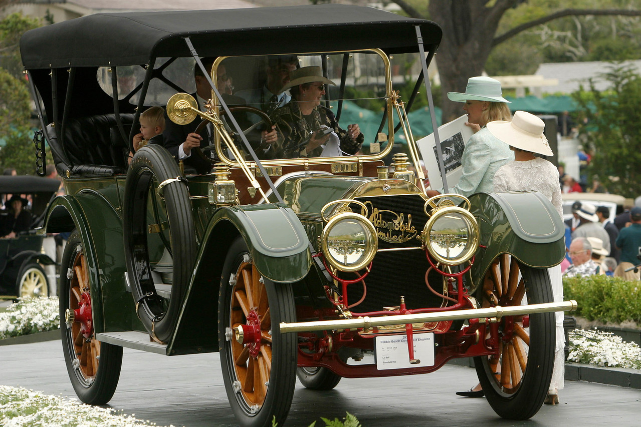 1911 Olds Limited Touring