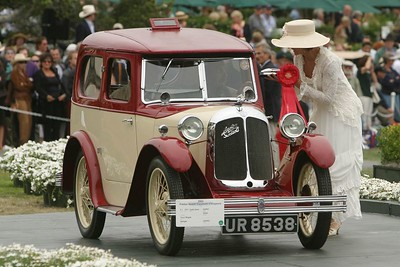 1931 Austin Seven Swallow Saloon