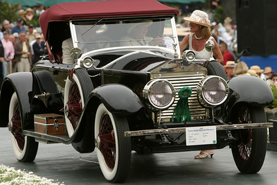 1923 Rolls-Royce Silver Ghost Brewster Piccadilly