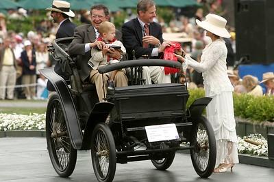 1898 Benz Victoria Hugo Grun Cabriolet