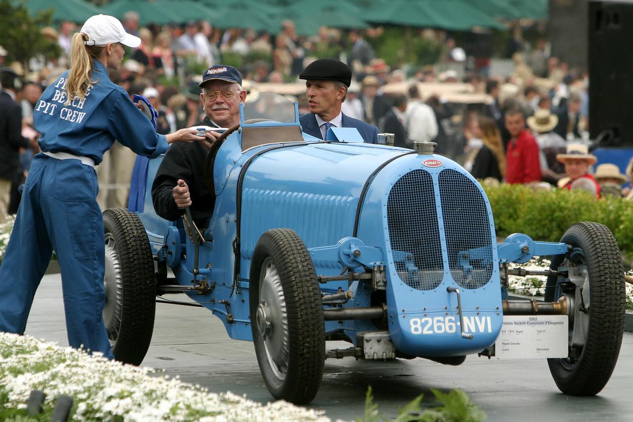 1932 Bugatti Type 53