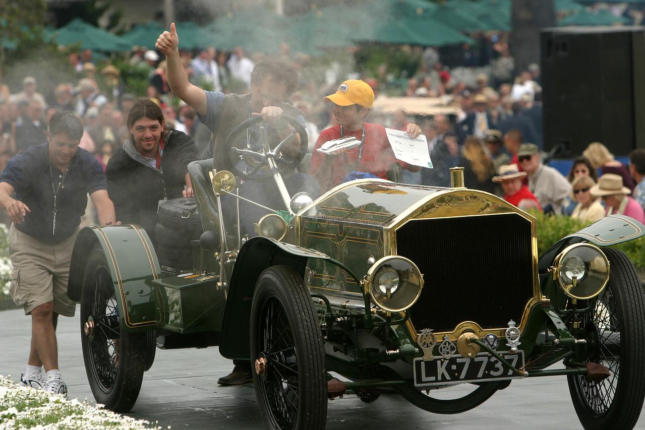 1908 Napier Series R