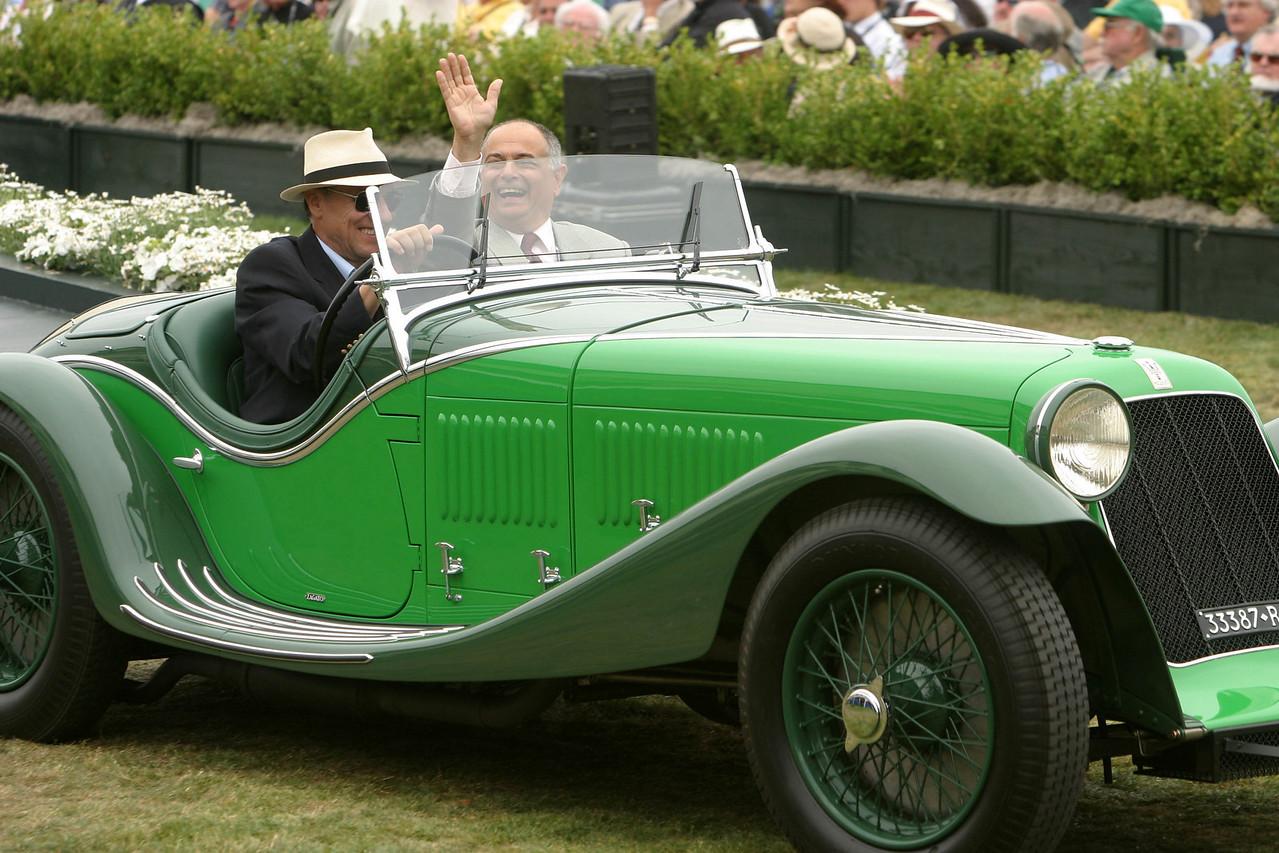 1932 Maserati V4 Zagato Grand Sport
