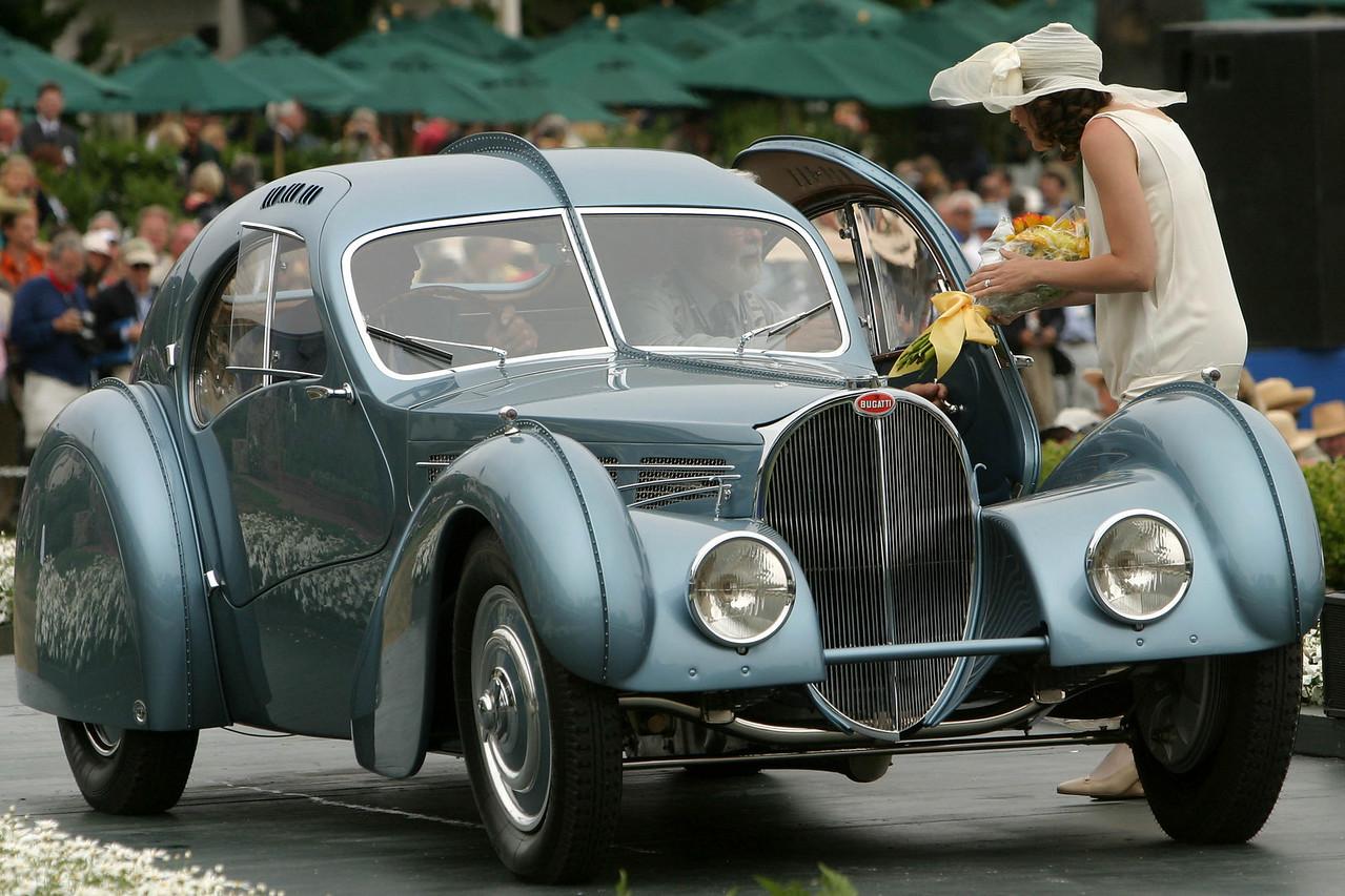 1935 Bugatti Type 57SC Atlantic