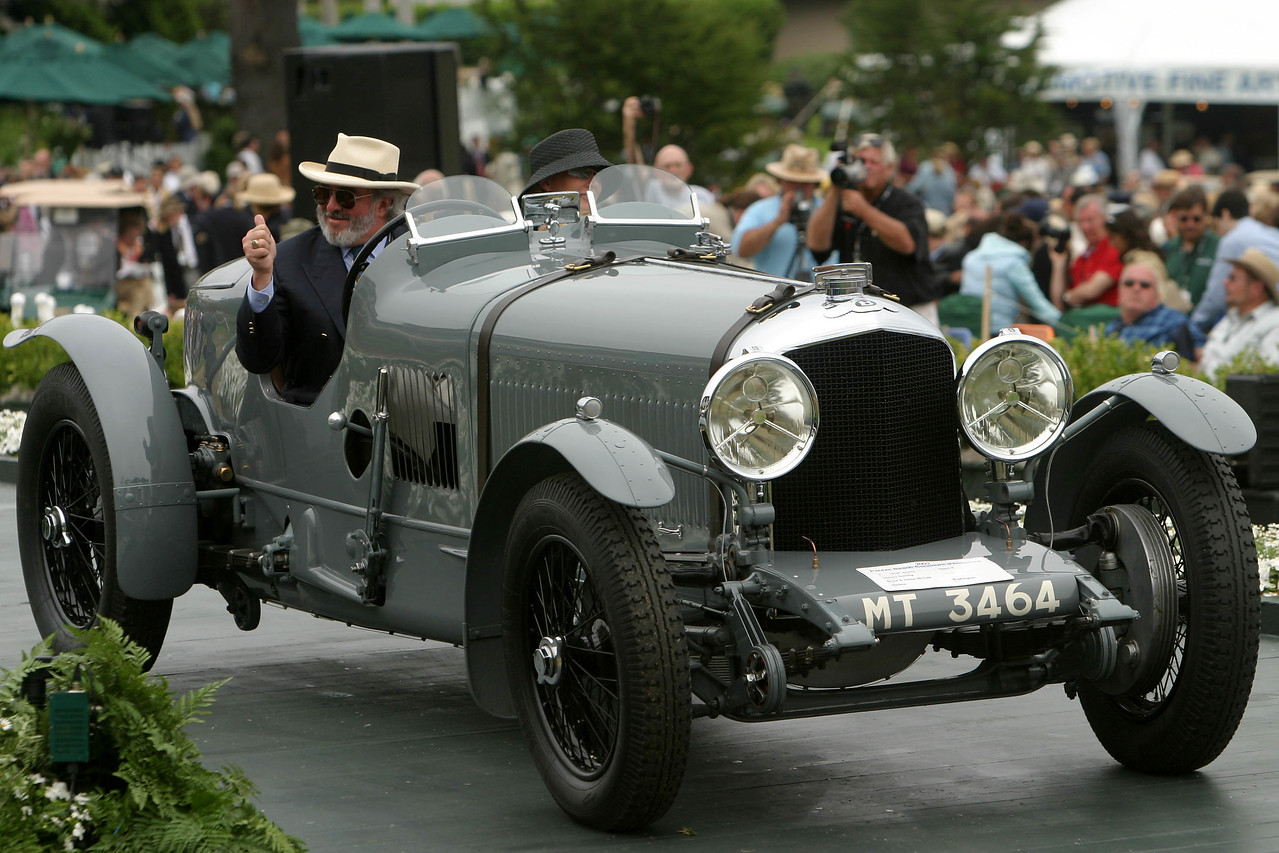 1929 Bentley Speed 6 Gurney Nutting