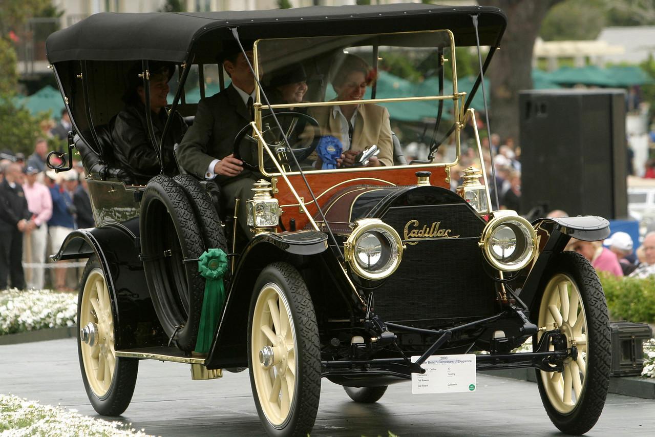 1911 Cadillac 30 Fleetwood Touring