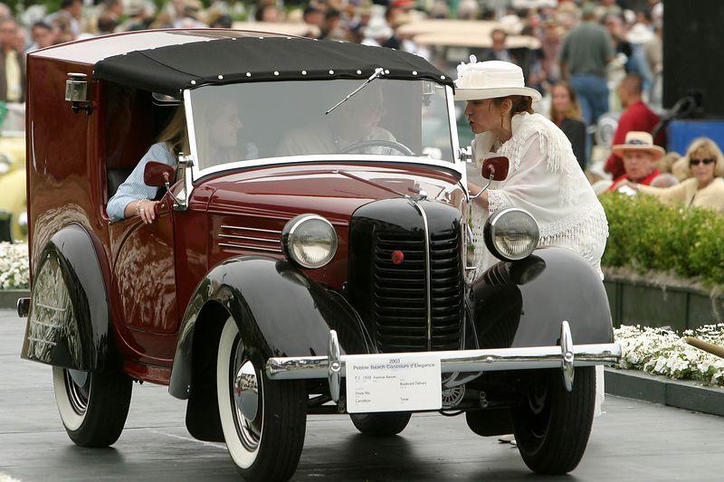 1939 American Bantam Boulevard Delivery