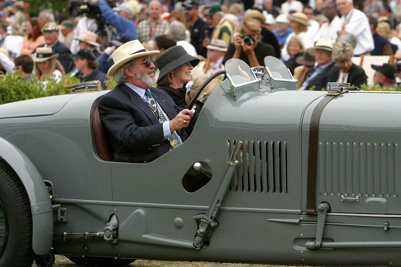 1929 Bentley Speed 6 Gurney Nutting