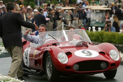 1959 Ferrari 250 Testa Rossa Fantuzzi Spyder