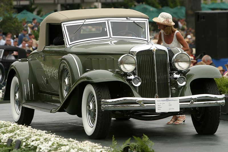 1932 Chrysler C.L. LeBaron Roadster