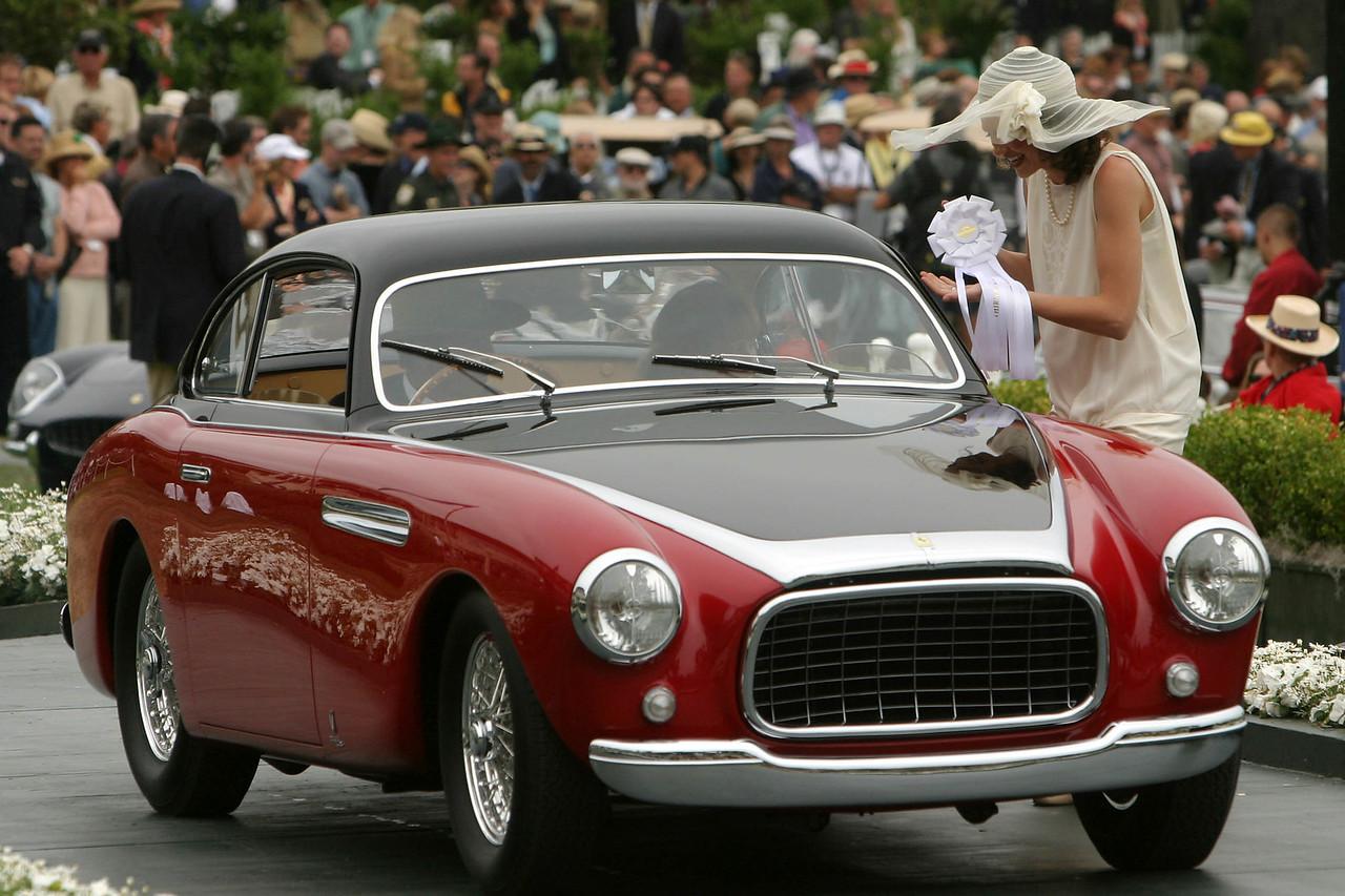 1951 Ferrari 212 Inter Vignale Coupe
