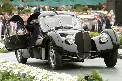 1937 Bugatti Type 57SC Atlantic