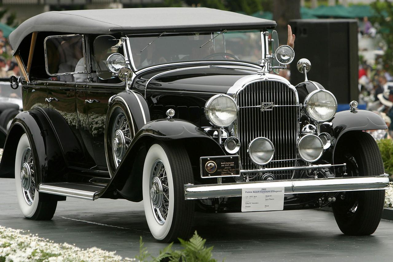 1932 Buick Model 95 Sport Phaeton