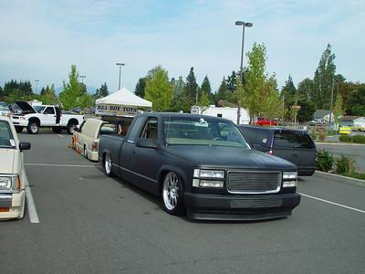 2003.08.23 Lowriders show - Everett, WA
