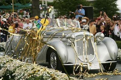 2004 Pebble Beach Concours d'Elegance Award Winners