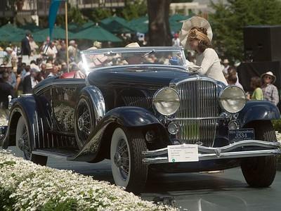 1934 Duesenberg J Walker-LaGrande Convertible Coupe. 1st Duesenberg.  John D. Groendyke.