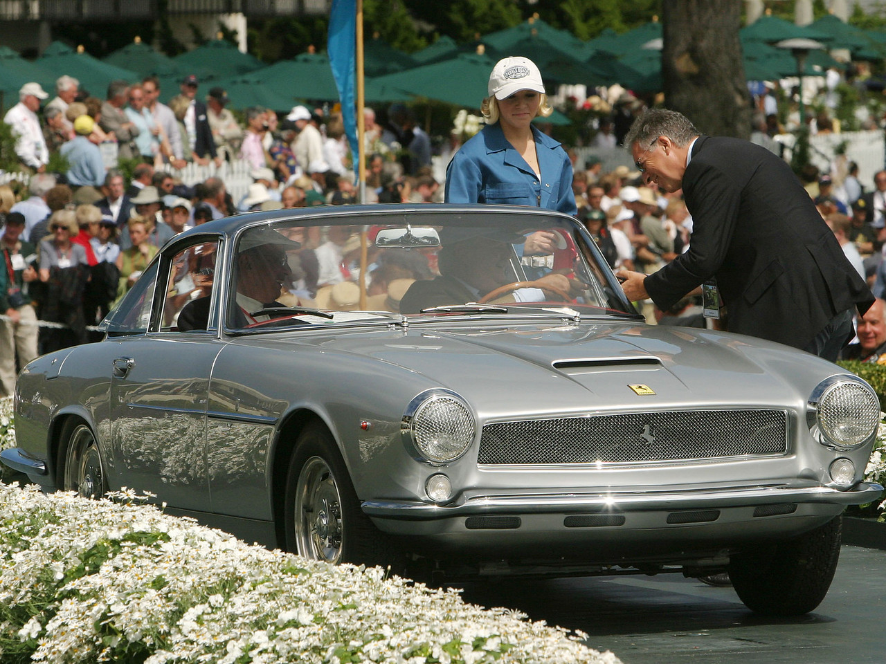 1960 Ferrari 250 GT SWB Bertone Coupe Speciale. 2nd Ferrari Speciale Closed.  Caballeriza Collection.