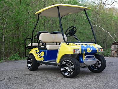 2004 club car
