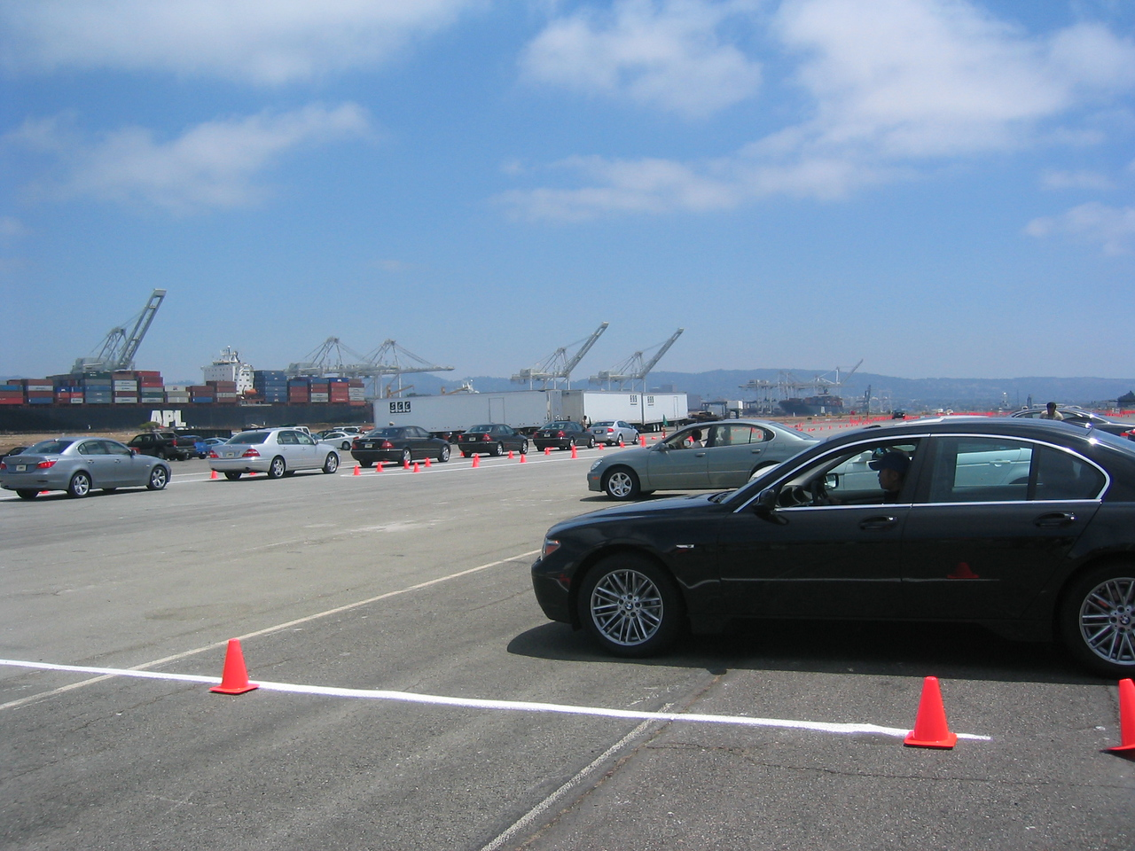 2004 07 10 Saturday - Lexus Taste of Luxury event @ Alameda Point with Marc Rice 1
