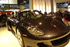 Porsche Carrera GT at the 2005 New York International Auto Show.