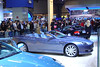 Aston Martin DB9 Volante at the 2005 New York International Auto Show.