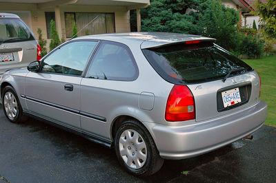 1998 Honda Civic DX 004