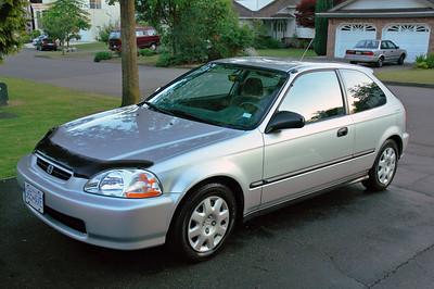 1998 Honda Civic DX 003
