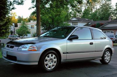 1998 Honda Civic DX 001